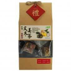 BROWN SUGAR BENTONG GINGER TEA –NATURAL HANDMADE 手工制黑糖文冬姜茶